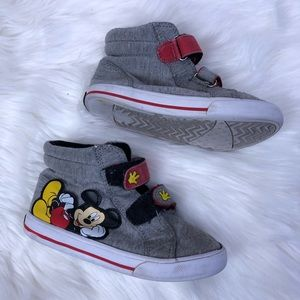 Toddler Disney Mickey Mouse Sneakers